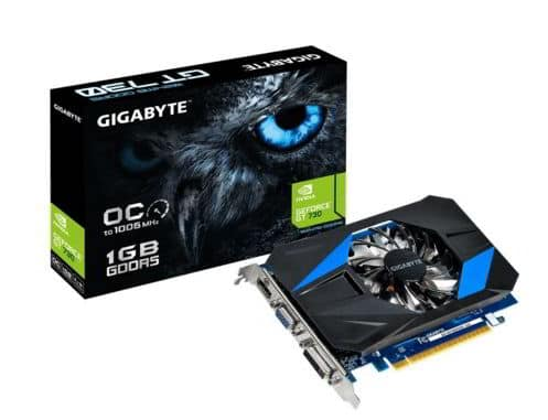 Gigabyte GT730 best ddr5 graphics card