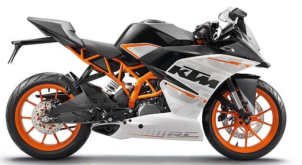 KTM RC 390 price in India and mileage