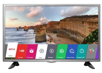 LG 32LH576D - best LED TV under 30000 in India