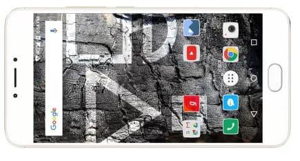 Micromax Yu Yunicorn 3G RAM 4G phone