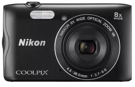 Nikon Coolpix A300 - best digital camera under 10000