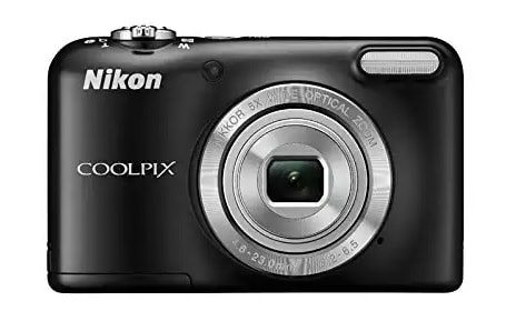 Nikon Coolpix L31 - best cameras under 5000 Rs for 2017