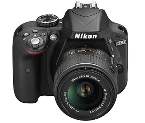 Nikon D3300 - Best Beginner DSLR Cameras under 30000 Rs