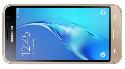 Samsung Galaxy J3 Pro - 4G phone under 8000