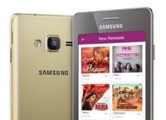 Galaxy Tizen Z2 - Best Samsung mobiles below 6000 Rs