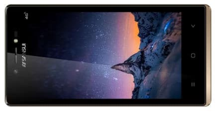 Sansui Horizon - best smartphones within 3000 to 3500 Rupees in India