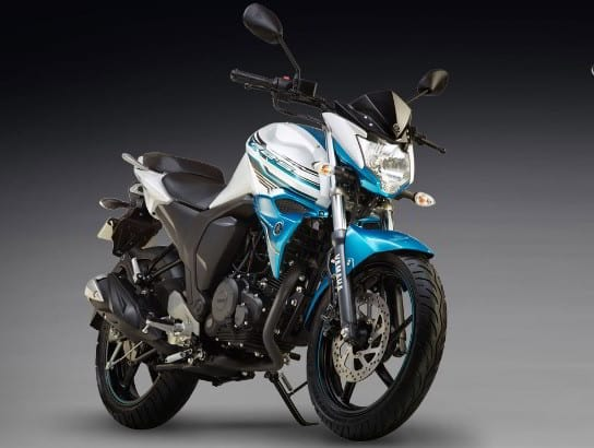 Yamaha FZs fii Best 150cc Bikes in India with Price and Mileage