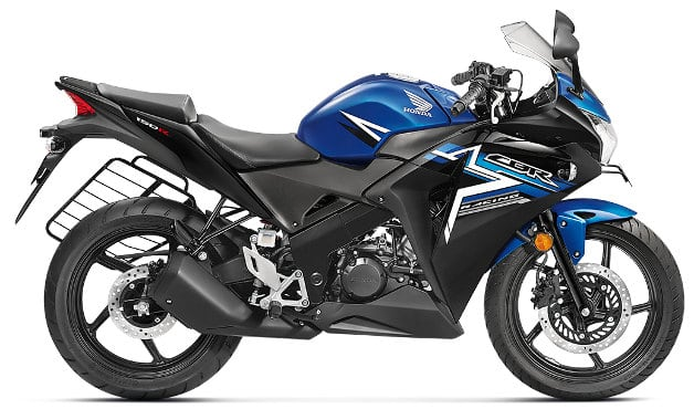 honda cbr 150r - best 150cc bikes India Price list
