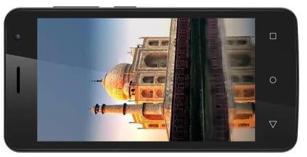 iVooMi Me4 - best phones under 3500