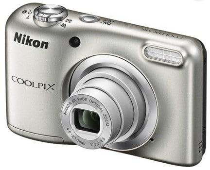 nikon coolpix a10 - camerass under 5000 Rs
