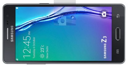 z3 tizen - Best Samsung mobiles below 6000 Rs