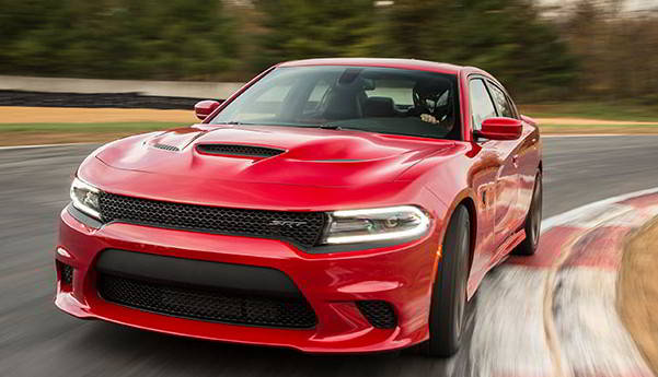 Dodge Charger Hellcat 2015 price, specs and mileage