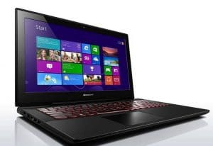 Lenovo Y50 4K - the best gaming laptop 2015