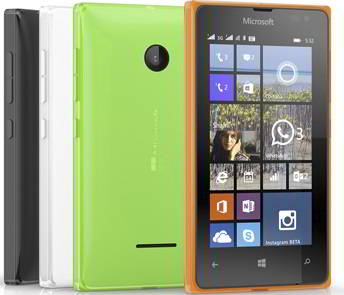 3G phones Microsoft Lumia 532, 432 price, features and specs