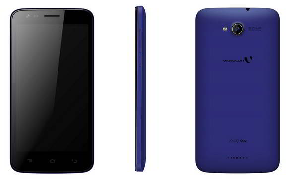 Videocon Z50 star price in India