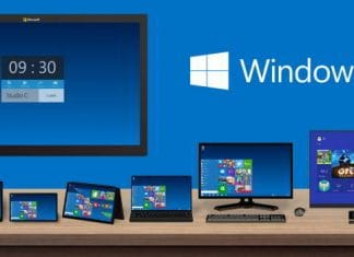 Free update Windows 10 for PC and laptops
