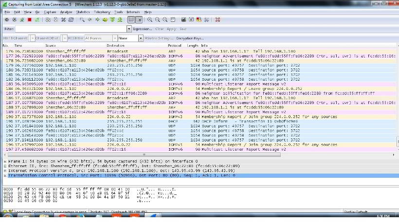 download Wireshark for MAC, Windows, Linux