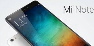 Xiaomi Mi Note price, specs