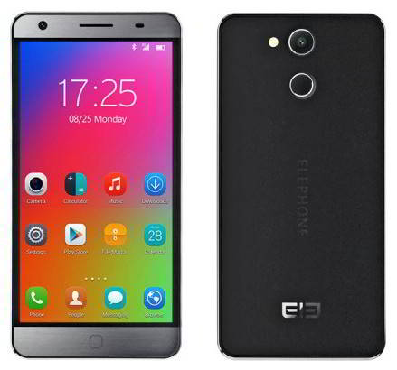 elephone p7000 price in India and specs