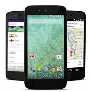 Android Lollipop update for Android One