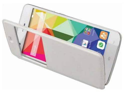 Gionee CTRL V6L with 1GB RAM, quad core and 4G