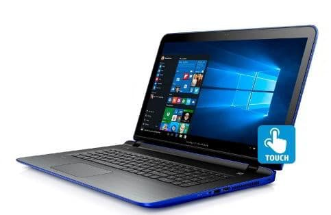 hp pavillion bp - best laptops under 500 with dedicated graphics