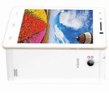 Intex Aqua Y2 remote with 5MP camera, 3G for below 4500
