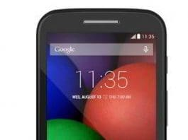 How to update moto e to Lollipop