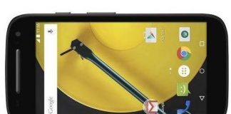 Motorola Moto E 2nd Gen 6000 Rupees