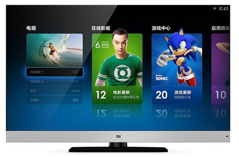 Xiaomi Mi tv full high definition