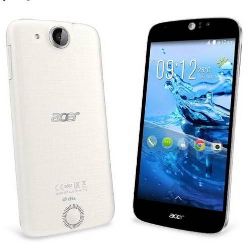 Acer Jade Z with LTE connectivity support
