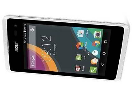 Acer Liquid Z220 for 6000 Rs (100 dollars)