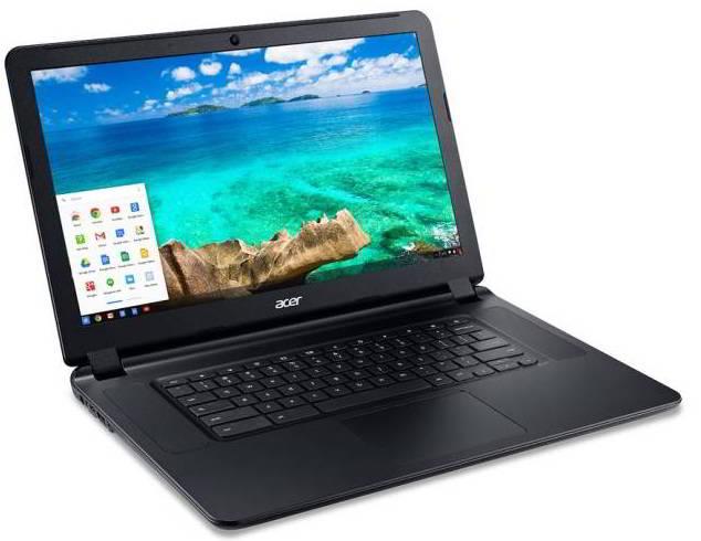 Acer full HD Chromebook C910
