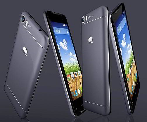 Quad core Micromax Canvas Fire 4 for 7000 Rs