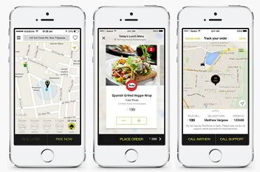 download ola cafe app for Android