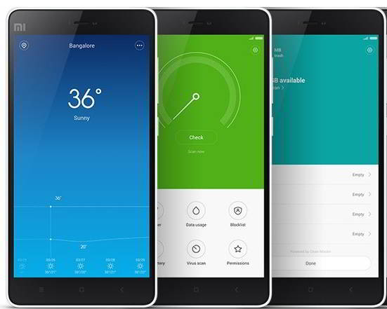 Xiaomi Mi 4i- Android lollipop mobile under 13000 Rupees