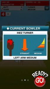 current bowler