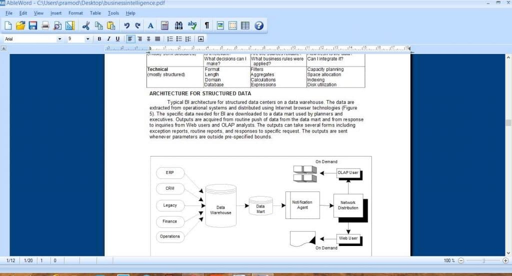 Ableworld pdf editor review