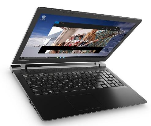 Lenovo Ideapad 100 : best laptops below 500 USD
