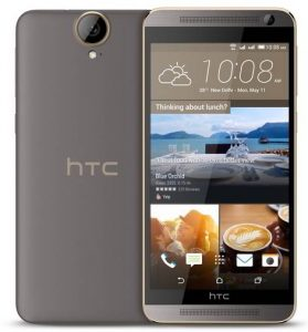 HTC E9 plus price in India