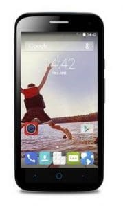 ZTE blade Qlux with 4G for 5000 Rs