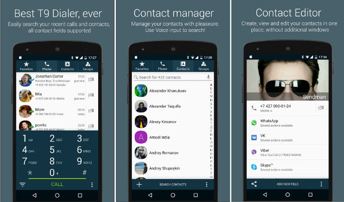 Top 5 Best Dialer App For Android
