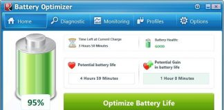 Free Batter life optimizer software windows