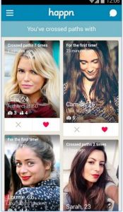 Happn - apps like Tinder