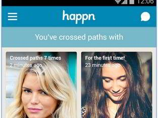 Happn - apps like Tinder