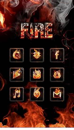 fire solo theme