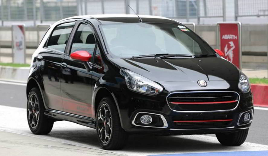 Fiat Abarth Punto launch date. price and features
