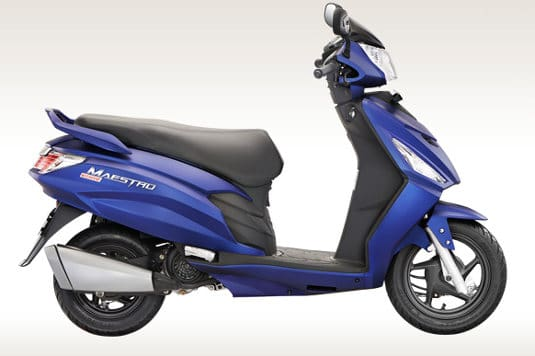 hero maestro edge - best scooter in india 2016 for mileage and performance with price