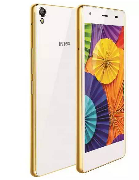 Intex Aqua ACE 3GB RAM smartphone with 4G LTE