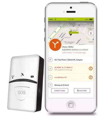 Safemate smart tracker